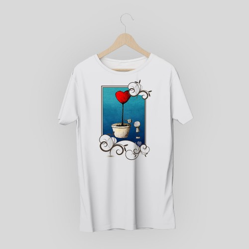 T-shirt life is love