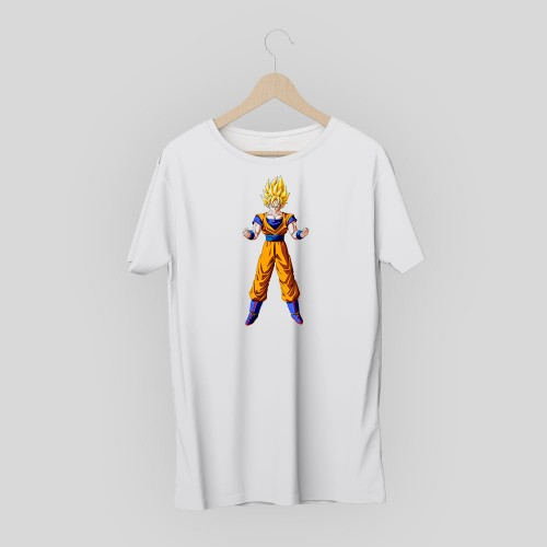 T-shirt Dragon Ball Goku super saiyan