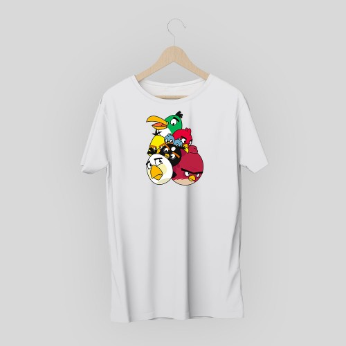 T-shirt Angry Birds 3