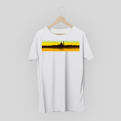 T-shirt creative city